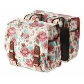 2 részes csomagtartó táska