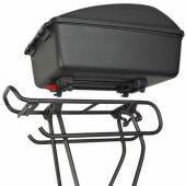 Csomagtartó doboz kerékpárra