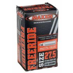 Maxxis Freeride (1,2 mm) 27,5 x 2,2/2,5 (56/64-584) FR belső gumi 48 mm hosszú szeleppel, presta