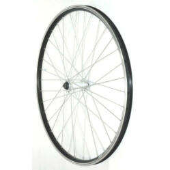 Remerx - Trinity 26-os (559mm) MTB első kerék, gyorszáras tengellyel, fekete-ezüst
