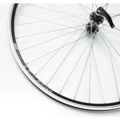 Remerx - Trinity 26-os (559mm) MTB első kerék, gyorszáras tengellyel, fekete