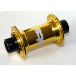 BTS HC Pro 20x110 mm-es első agy 36L Arany