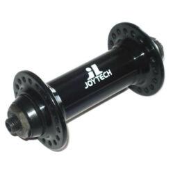 Joytech első kerékagy, 36H, gyorszáras, fekete
