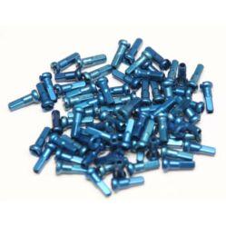 Velotech alumínium küllőanya, 16 x 2,0 mm, kék