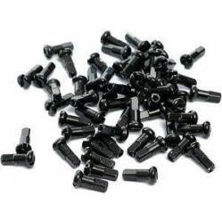 DT Swiss Nikkel küllőanya 2 x 12 mm fekete