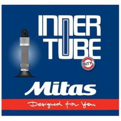 Mitas (Rubena) 14 x 1,5-2,1 (37/54-254) belső gumi DV26 (26 mm hosszú szeleppel, dunlop)