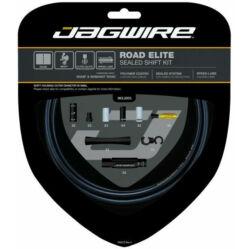 Jagwire Road Elite országúti váltóbowden készlet, fekete, gyűrűs