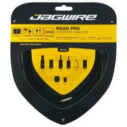 Jagwire Road Pro országúti fék- és váltóbowden készlet, fekete