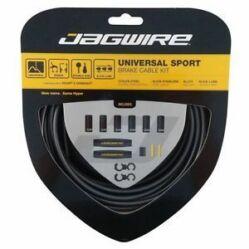 Jagwire Universal Sport (országúti és MTB) fékbowden készlet, fekete