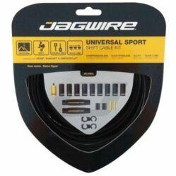 Jagwire Universal Sport (országúti és MTB) váltóbowden készlet, fekete