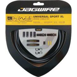 Jagwire Universal Sport XL (országúti és MTB) fékbowden készlet, fekete