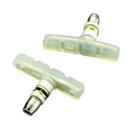 Acor ABS2602 csavaros triál fékpofa, 55 mm, 2 pár, átlátszó