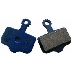 Acor ABS2101 tárcsafék fékbetét Avid Elixir fékhez, acél alap, fémes pofa, 1 pár