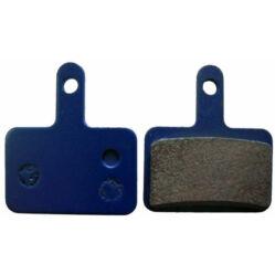 Acor ABS2101 tárcsafék fékbetét Shimano XT M755 fékhez, acél alap, fémes pofa, 1 pár