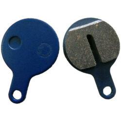 Acor ABS2101 tárcsafék fékbetét Tektro IOX  fékhez, acél alap, fémes pofa, 1 pár