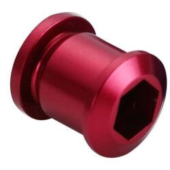 Acor ATL21204 M8 x 8,5 mm hajtómű csavar szett, 5 db, piros