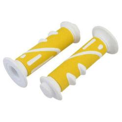 Acor ASG21002 peremes markolat, 130 mm, sárga-fehér