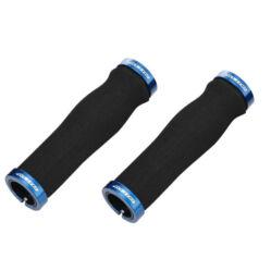 Acor ASG21402 bilincses keményhab markolat, 130 mm, fekete, kék bilinccsel