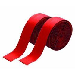 Acor ASG2404 Gel Tech országúti kormánybetekerő (bandázs), 185 cm, piros
