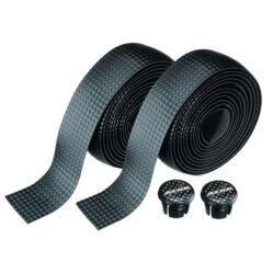 Acor ASG2501 országúti kormánybetekerő (bandázs), 190 cm, fekete, karbon mintás