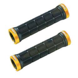 Acor ASG2806 bilincses markolat, 128 mm, fekete, arany színű bilinccsel
