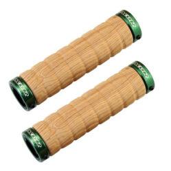 Acor ASG2901 bilincses szivacs markolat, 129 mm, fa mintázatú
