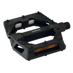 Acor APD21407 műanyag BMX platform pedál, fekete