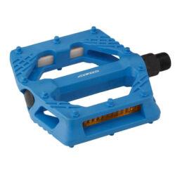 Acor APD21407 műanyag BMX platform pedál, kék
