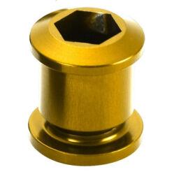 Acor ATL21204 M8 x 8,5 mm hajtómű csavar szett, 5 db, arany színű