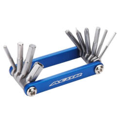 Acor ATL21301 marokszerszám, 10 funkciós, kék