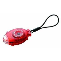 Acor ALT2701 hátsó villogó lámpa, 1 LED, 2 funkció, piros