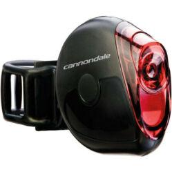 Cannondale Hindsite Plus elemes hátsó lámpa nyeregcsőre, POWER LED, 2 funkció