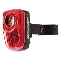 Cannondale Hindsite Ultra elemes hátsó lámpa nyeregcsőre, 2 POWER LED, 2 funkció