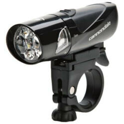 Cannondale Foresite Plus elemes első lámpa, 5 POWER LED, 2 funkció
