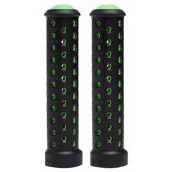 Fabric Slim rejtett bilincses markolat, 135 mm, fekete-zöld