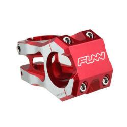 Funn Strippa 35 A-Head kormányszár (stucni), 35x45 mm, 0 fok, alumínium, piros