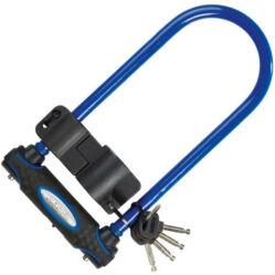 Master Lock U-lakat 280 x 110 x 13 mm, kék