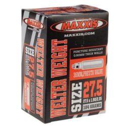 Maxxis Welter Weight (0,9 mm) 27,5 x 1,9/2,35 (48/60-584) MTB belső gumi 32 mm hosszú szeleppel, autós