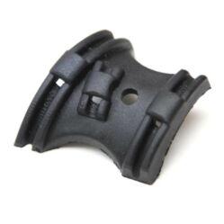 Műanyag bowdenvezető alu és karbon középcsapágyházra 3-as