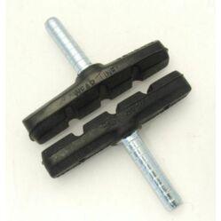 Altrix Basic Alhonga menet nélküli, csapos fékpofa, 60 mm, fekete