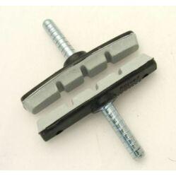 Altrix Basic Alhonga menet nélküli, csapos fékpofa, 70 mm, szürke-fekete