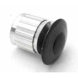 Neuzer PLUG 1 1/8 A-head dugó karbon villanyakhoz, karbon kupakkal