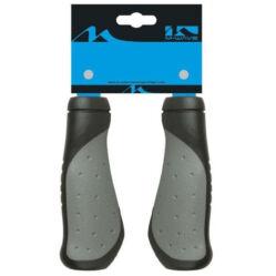 M-Wave Ergogel ergonómikus gumi markolat, 125 mm, fekete-szürke