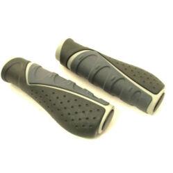Velo ergonómikus markolat, 130 mm, fekete-szürke