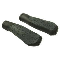 Velo ergonómikus markolat, 135 mm, fekete-szürke