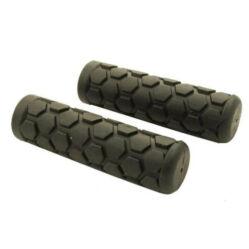 Velo markolat markolatváltóhoz, 102 mm, hatszög mintás, fekete