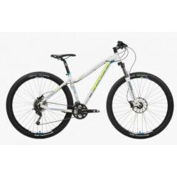 Gepida Ruga alu 29-es MTB kerékpár, 27s, 15 col, fehér