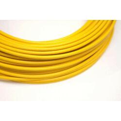 Saccon teflonos fékbowden-ház sárga