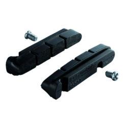 Shimano R55C4 országúti fékbetét gumi alu felnihez, két pár