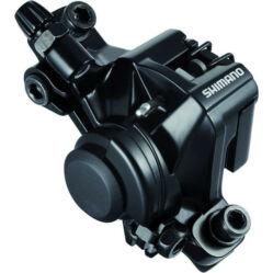 Shimano Altus BR-M375 MTB bowdenes tárcsafék, féktárcsa nélkül, fekete